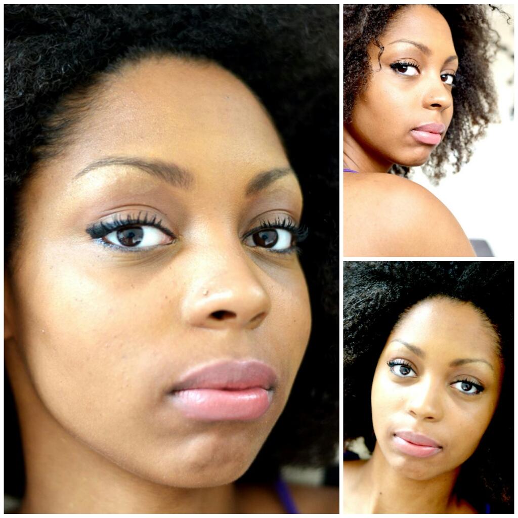 Makeup jour et nuit