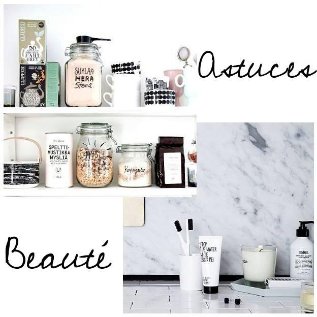Mes 10 astuces beauté indispensables et naturelles - blog Lirons D'elle