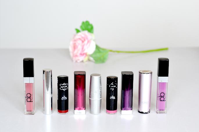 Rouges à lèvres à petits prix - Blog Lirons D'elle