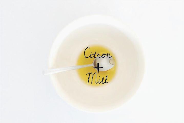 Recette masque citron miel - Blog Lirons D'elle