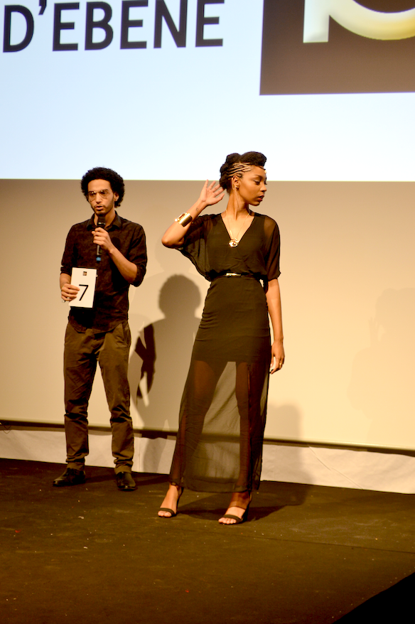 Concours coiffure Salon boucles d'ébènes 2015