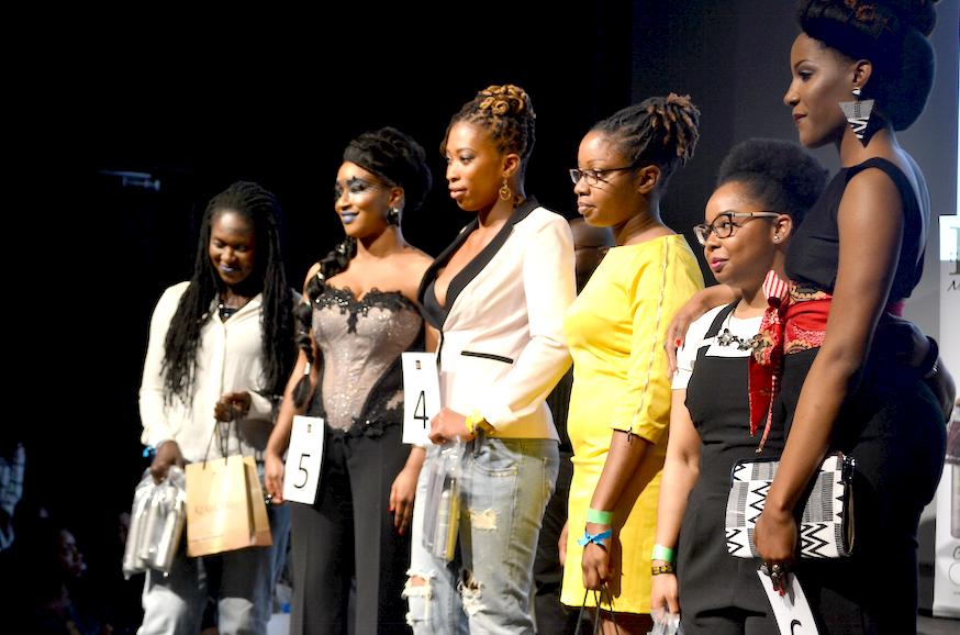 Gagnantes concours coiffure salon boucles d'ébènes 2015