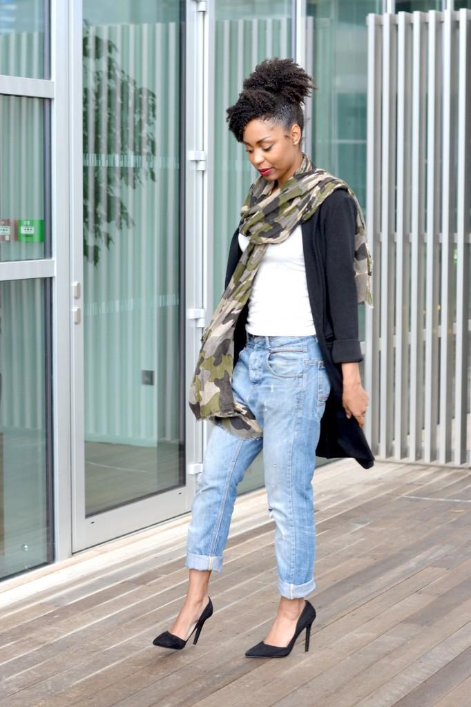 Photo Vanessa Blog Lirons D'elle look Boyish Chic 4