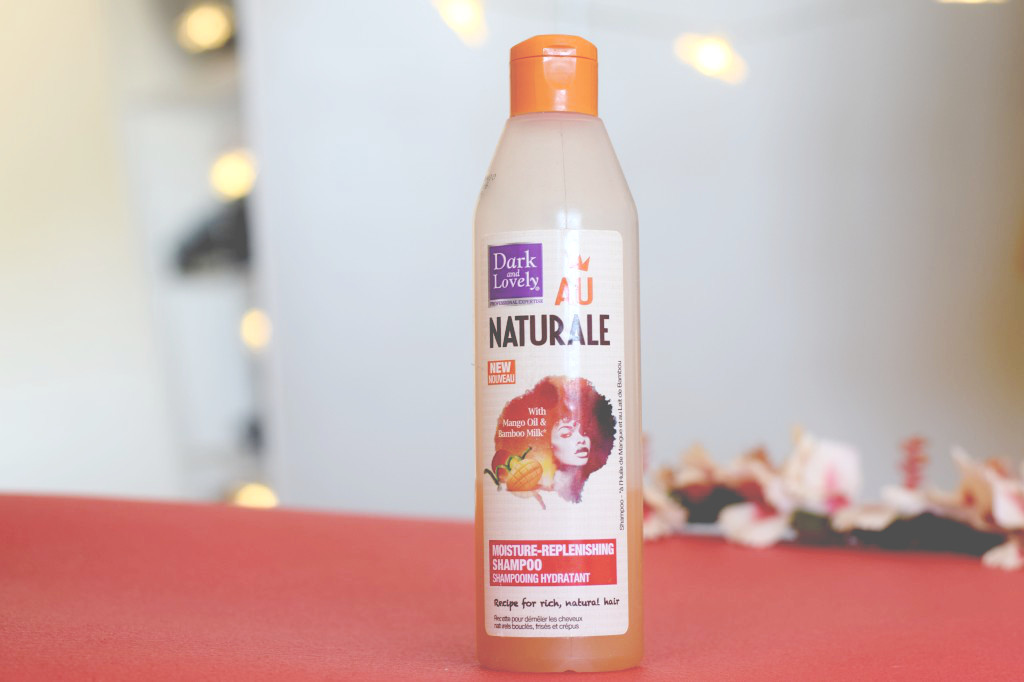 lirons d'elle blog vanessa dark and lovely au naturale